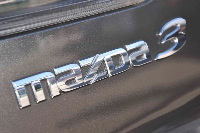 2010 MAZDA 3 NEO BL Series 1 Grey