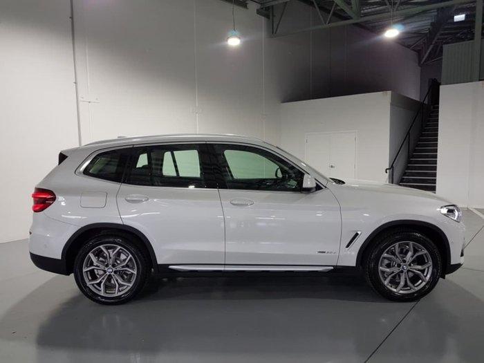 2018 BMW X3 xDrive20d G01 White