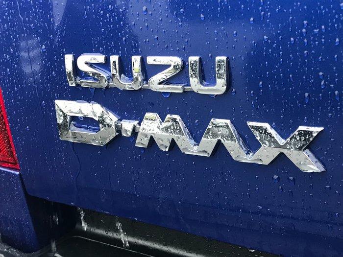 2018 ISUZU D-MAX LS-U (No Series) Blue