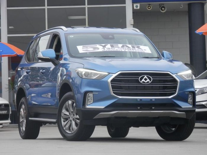 2018 LDV D90 MODE 2WD BLUE