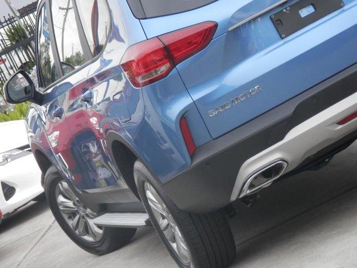 2018 LDV D90 MODE 2WD BLUE