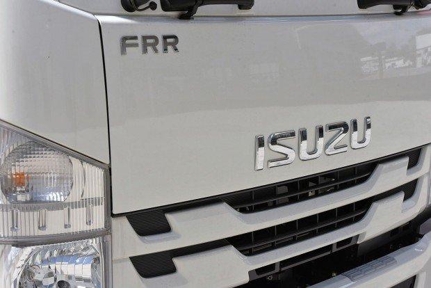 2018 Isuzu FRR 110-240 AMT MWB White