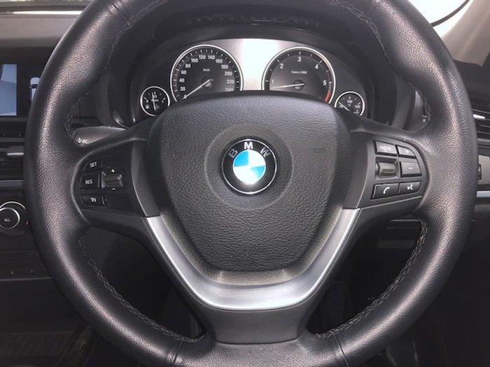 2014 BMW X3 XDRIVE30D F25 White