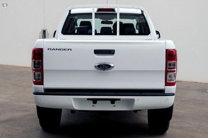 2018 FORD RANGER XL PX MkII White
