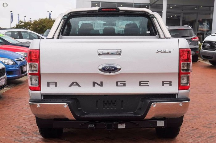 2018 FORD RANGER XLT PX MkII Silver