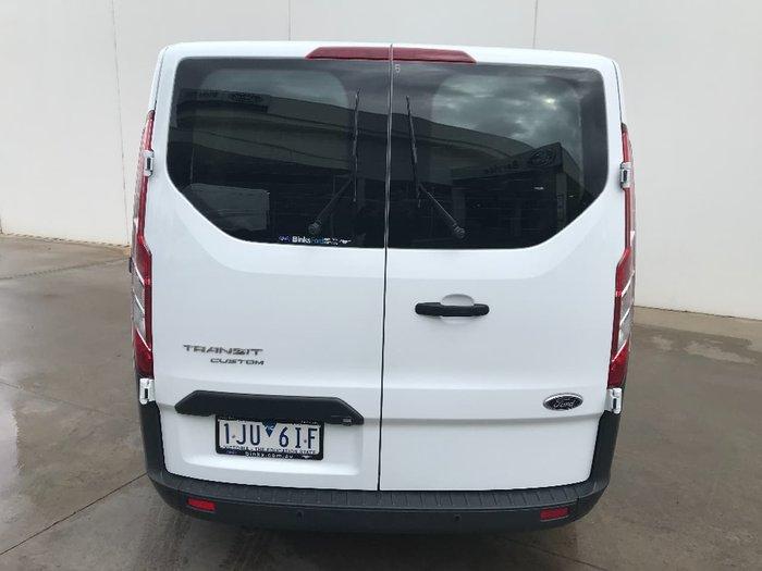 2016 FORD TRANSIT CUSTOM 290S VN White