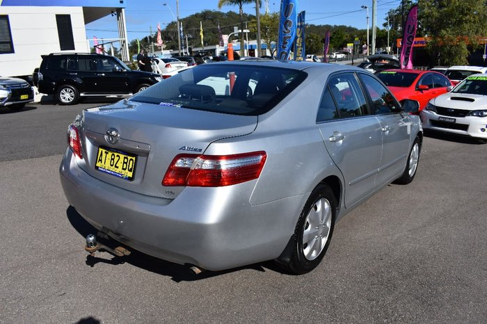 2007 TOYOTA CAMRY Altise ACV40R Silver