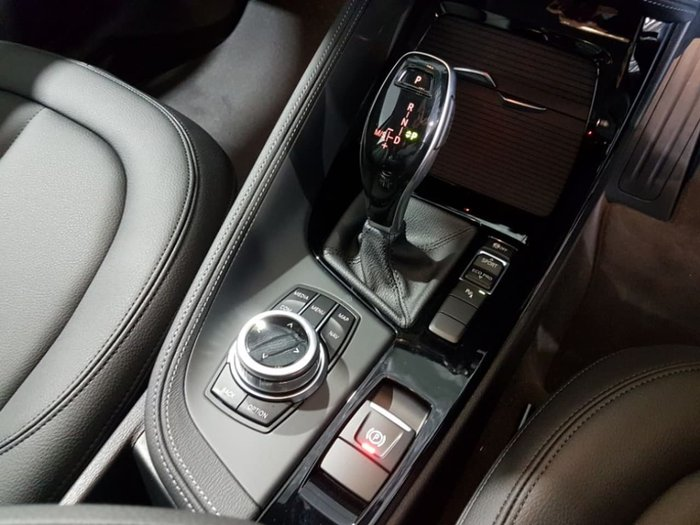 2018 BMW X1 SDRIVE20I F48 White