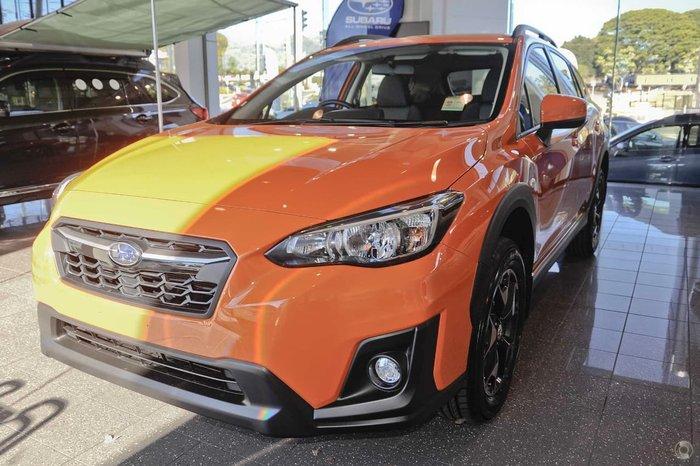 2018 SUBARU XV 2.0I G5X Orange