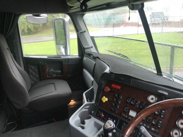 2012 Freightliner Argosy ARGOSY 110 GREY