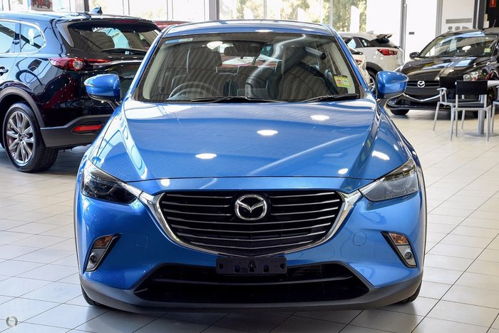2018 MAZDA CX-3 STOURING DK Blue