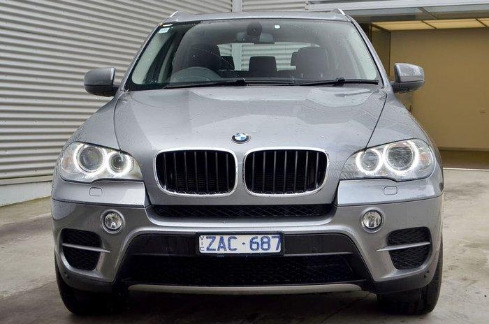 2012 BMW X5 xDrive30d E70 Grey
