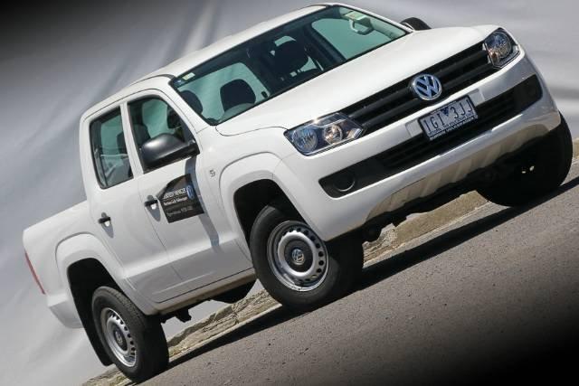 2015 VOLKSWAGEN AMAROK TDI420 2WD