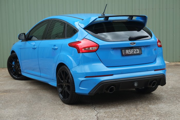 2017 Ford Focus LZ BLUE