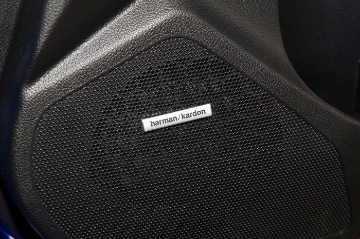 2017 SUBARU WRX Premium V1 Blue