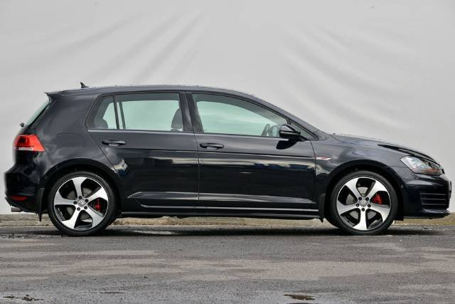 2016 VOLKSWAGEN GOLF GTI VII MY16 BLACK