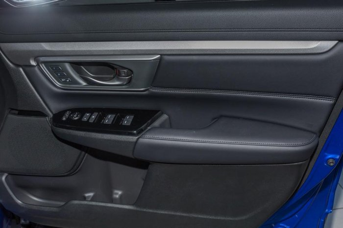 2017 Honda CR-V VTi-L Brilliant Sporty Blue