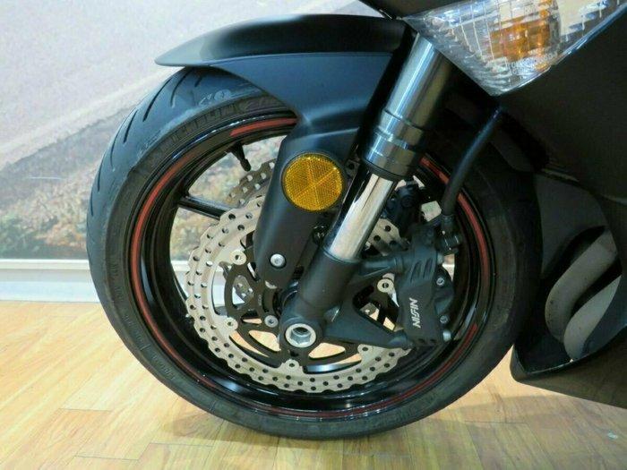 2012 Kawasaki ZX-6R (ZX636) NINJA Black
