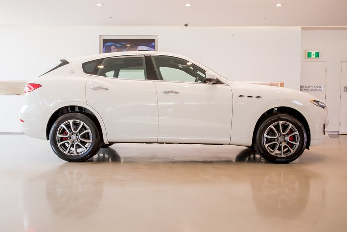 2019 Maserati Levante M161 MY19 4X4 On Demand Bianco