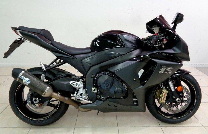 2013 Suzuki GSX-R1000 (Black) for sale at TeamMoto Suzuki Virginia