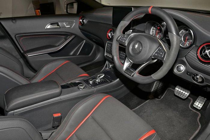 2016 MERCEDES-BENZ A45 AMG W176 Black
