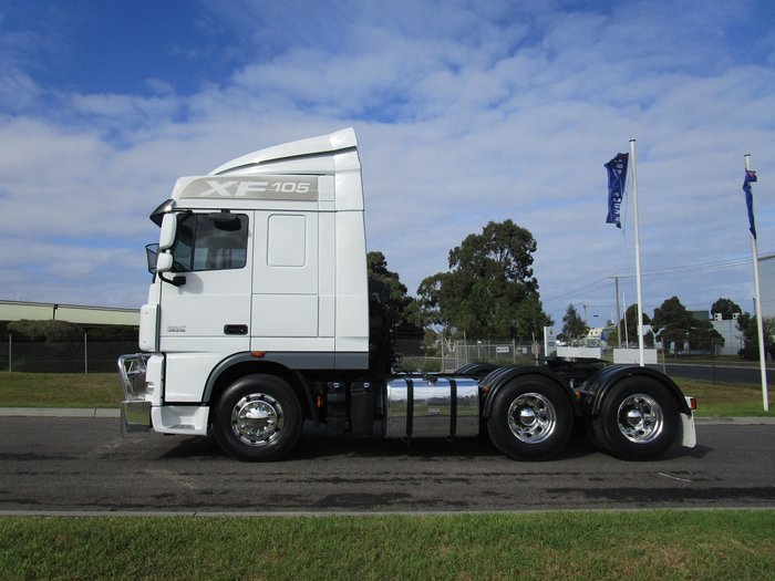 2012 DAF XF 105 Series