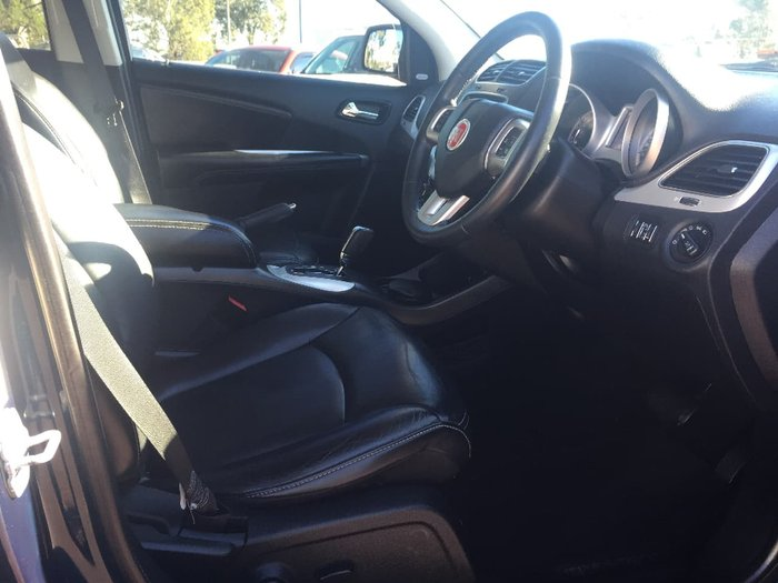 2014 FIAT FREEMONT Lounge JF Blue