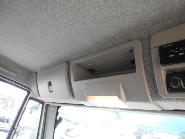 2010 Mitsubishi Canter Hybrid WHITE