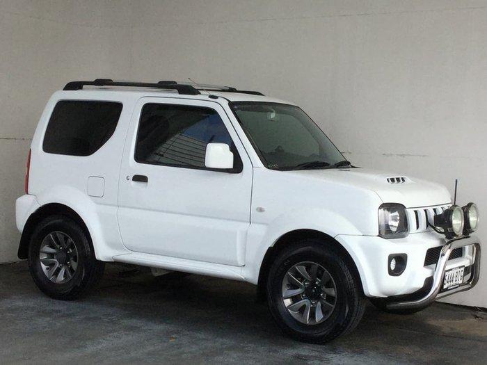 2015 SUZUKI JIMNY Sierra SN413 T6 White