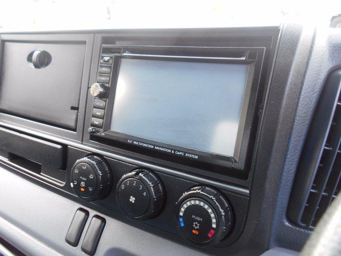 2013 Mitsubishi Canter 515 Wide 2013 CANTER 515 WIDE CAB WHITE
