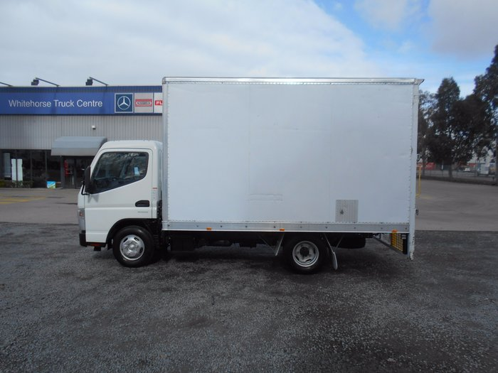 2013 Mitsubishi Canter 515 Wide 2013 CANTER 515 WIDE CAB WHITE