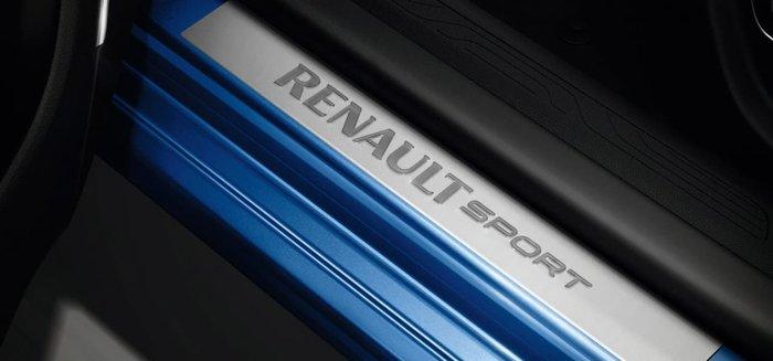2017 RENAULT MEGANE GT BFB Blue