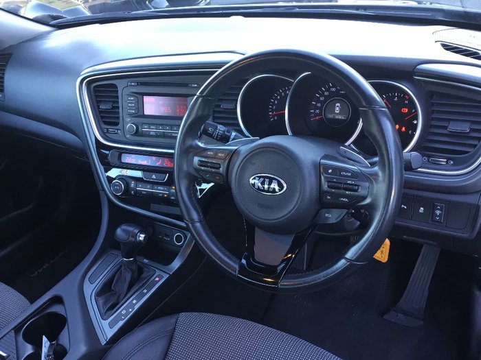 2015 KIA OPTIMA Si TF Grey