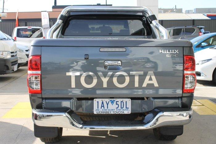 2014 TOYOTA HILUX SR5 KUN26R Grey