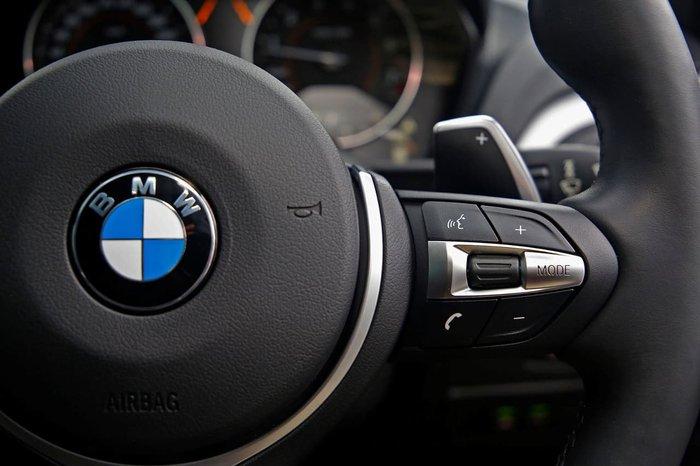 2015 BMW 125I Sport Line F20 Silver