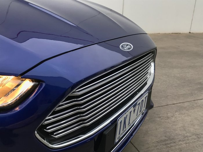 2017 FORD MONDEO Trend MD Blue
