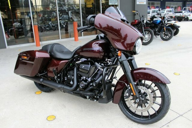 2018 Harley-davidson FLHXS STREET GLIDE SPECIAL TWISTED CHERRY