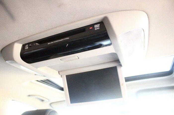 2008 SUBARU TRIBECA R Premium Pack B9 Silver