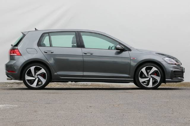 2018 VOLKSWAGEN GOLF GTI 7.5 MY18 INDIUM GREY