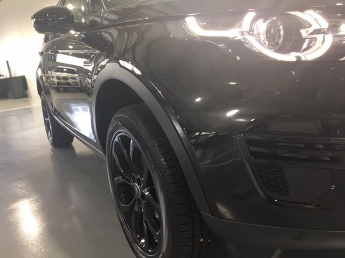 2018 LAND ROVER DISCOVERY SPORT TD4 110kW SE L550 Black