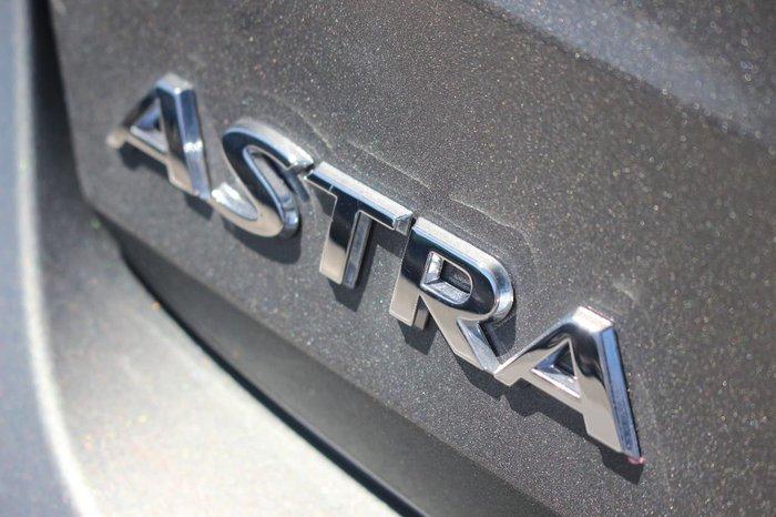 2017 HOLDEN ASTRA R BK Grey