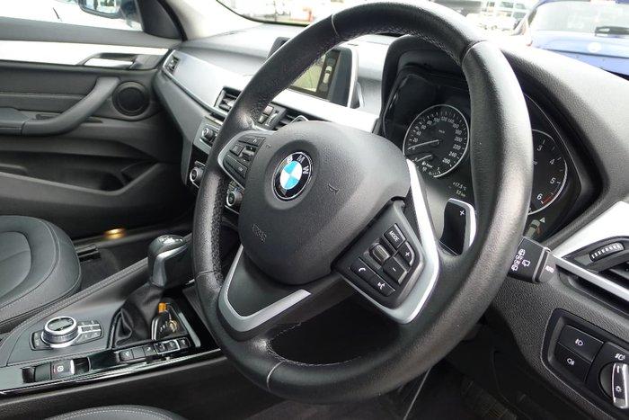 2016 BMW X1 xDrive20d F48 White