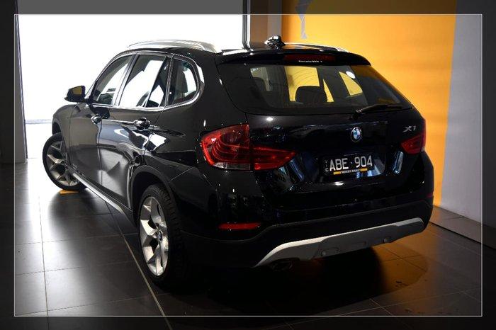 2014 BMW X1 sDrive18d E84 LCI Black