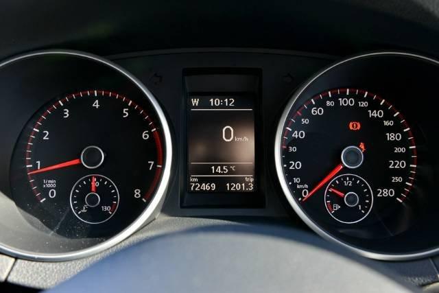2011 VOLKSWAGEN GOLF GTI VI MY11 WHITE