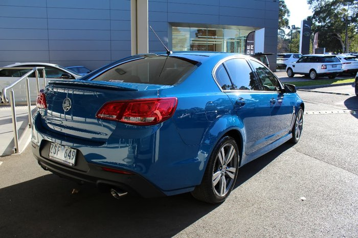 2013 HOLDEN COMMODORE SV6 VF Blue