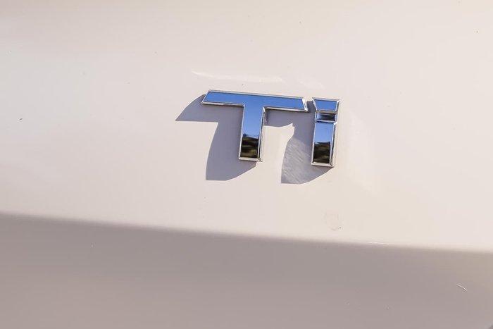 2017 NISSAN X-TRAIL Ti T32 Series II White