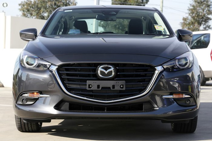 2018 MAZDA 3 SP25 Astina BN Series Grey