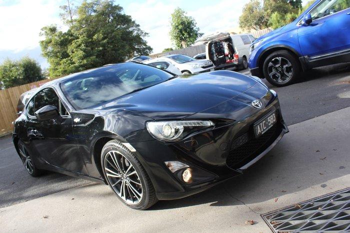2015 TOYOTA 86 GTS ZN6 Black
