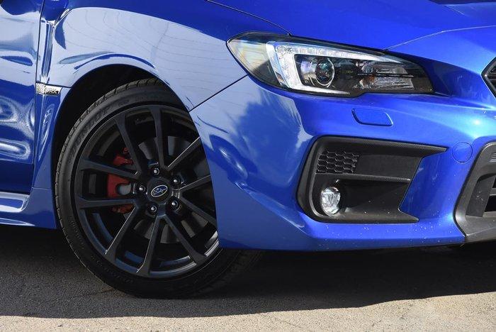 2018 SUBARU WRX Premium V1 Blue
