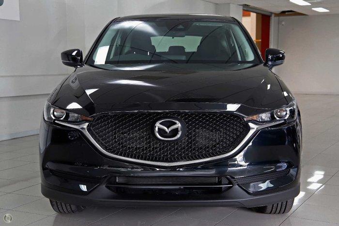 2018 MAZDA CX-5 Maxx KF Series Black